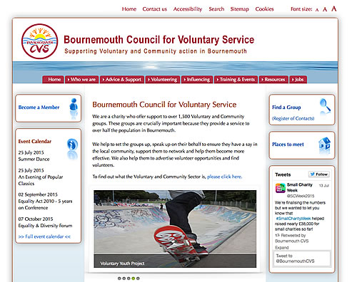Bournemouth Council for Voluntary Service